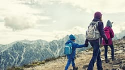 The 'Family' Hike That Brought My Kids To