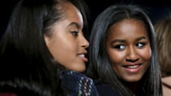 Sasha Obama Has Valid Reason For Missing Dad's Farewell