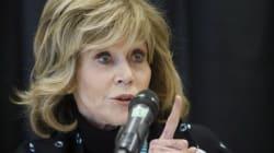 Jane Fonda Slams Trudeau For Betraying Climate