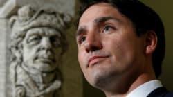 Justin Trudeau reçoit l'Association des femmes autochtones du