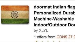 Un tapis vendu par Amazon Canada suscite