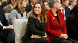 Canada Won't Bargain With Russia Over Freeland's Travel
