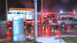 Un incendie détruit la Plaza 138 à