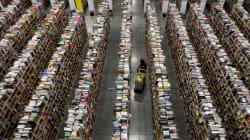 Amazon annonce la création de 100 000 emplois aux