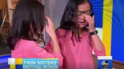 Strong Backlash Over 10-Year-Old Twins Reuniting On Live