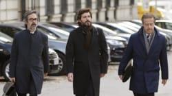 El juez deja libre a Oleguer Pujol, pero le retira el