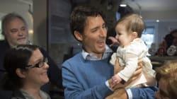 L'affaire Aga Khan continue à hanter Justin Trudeau pendant sa