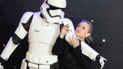 Star Wars: pas de résurrection numérique prévue pour Carrie