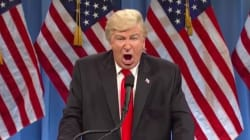 How Many 'Pee Pee' Puns Can 'SNL' Make At Trump's