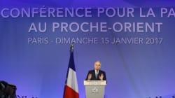 Israël/Palestine: Paris organise une