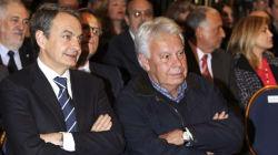 ¿Qué dicen Zapatero y González sobre