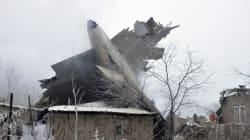 Crash au Kirghizstan: au moins 37 morts à cause d'une erreur de