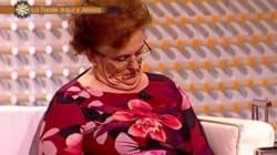 Juan y Medio se cachondea de una señora que se durmió en directo en su