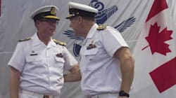 Canadian Military's Second-In-Command Removed From