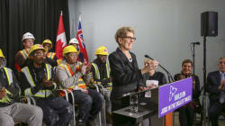 How Ontario Is Changing Lives With Construction Job