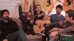 WATCH: Walk Off The Earth Cover A Beatles