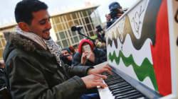 Il pianista di Yarmouk, un