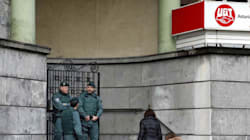 Seis detenidos de UGT-Asturias por irregularidades en los fondos de