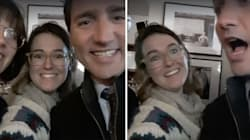 Students Ask Trudeau For Selfie, Then Press Him On Indigenous