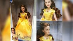 Fans Aren't Loving This 'Beauty And The Beast' Doll Of Emma