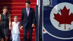 Justin Trudeau's Daughter Has Zero Political