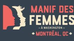 Des centaines de Canadiennes participeront à la marche des femmes à