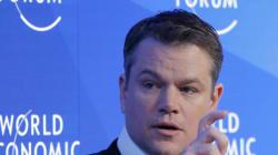 Matt Damon, contre Trump, lui souhaite de