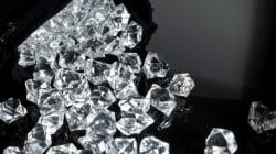 Un voyageur arrêté à Paris avec 800 grammes de diamants bruts dans le