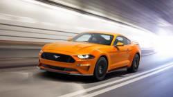 Des changements importants pour la Ford Mustang