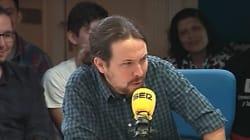Pablo Iglesias habla venezolano en 'La Vida