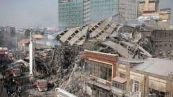 Crolla grattacielo di 17 piani a Teheran: almeno 30 vigili del fuoco morti