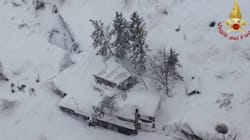 'Help, We're Dying Of Cold': Avalanche Buries Hotel In