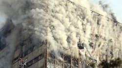 Au moins 30 pompiers tués dans un incendie en
