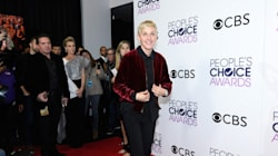 Ellen DeGeneres bat un record aux People's Choice