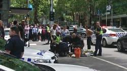 Une voiture fonce sur des piétons à Melbourne: au moins trois