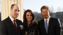 William, Kate And Harry Really Want You To Talk About Mental