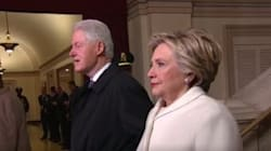 Clinton Sums Up Inauguration Day In One Deep