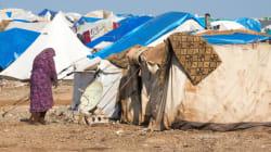 Attentat dans un camp de déplacés en