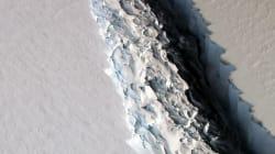 La Antártida se rompe, pero no es (solo) por el cambio