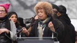 O discurso de Angela Davis na 'Marcha das Mulheres' e a resistência contra