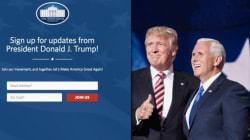 トランプ大統領就任式の1時間後にホワイトハウスWebサイトから消えた、LGBTの人権ページ