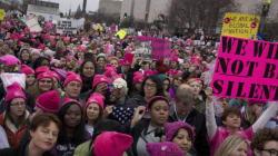 Care donne americane, che bella la vostra manifestazione, ma liberatevi del