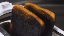 Les toasts brûlés liés au