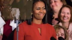 As pessoas não deixam de acreditar que Michelle Obama seria uma ótima presidente dos