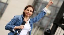 Ashley Judd's Women's March Speech Was Written By A Teen