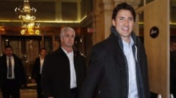 Rencontre du cabinet Trudeau à