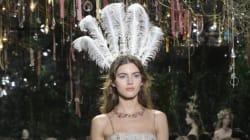 Haute couture: le Dior féérique de Maria Grazia