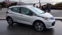 Premier contact Chevrolet Bolt 2017: une voiture électrique pas comme les autres