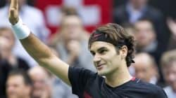 Roger Federer en