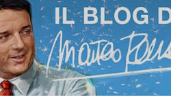 Restyling per Renzi. Nuovo blog e nuova